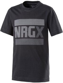 ENERGETICS Gascon shirt Zwart