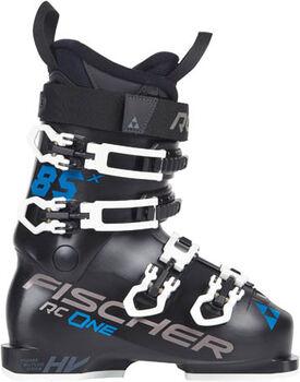 Fischer RC One X 85 skischoenen Dames Zwart