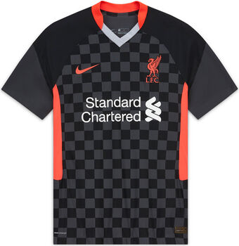 Nike Liverpool FC Vapor Match 20/21 derde shirt Heren Zwart