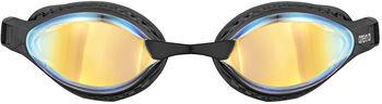 Arena Airspeed Mirror zwembril Geel