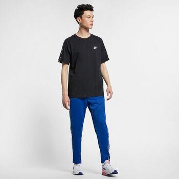 Nike Sportswear Swoosh 2 shirt Heren Zwart
