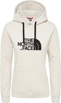 The North Face Drew Peak hoodie Dames Ecru