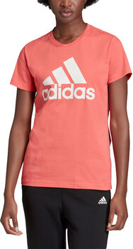adidas Must Haves Badge of Sport T-shirt Dames Zwart