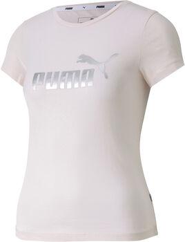Puma Essentials shirt Meisjes Rood