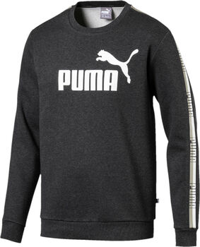 Puma Tape Crew sweater Heren Grijs