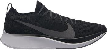 Nike Zoom Fly Flyknit hardloopschoenen Zwart