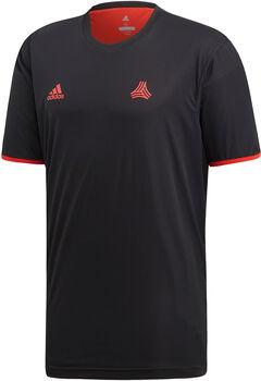 ADIDAS Tan Rev shirt Heren Zwart