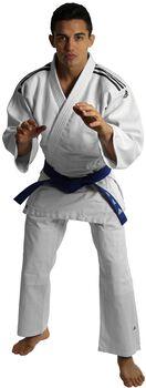 ADIDAS BOXING Club J350 judopak Heren Wit