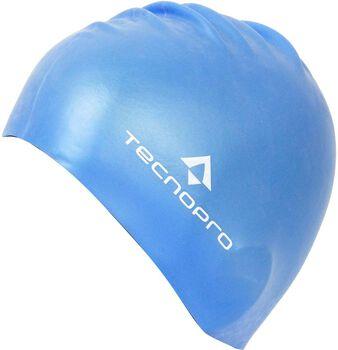 TECNOPRO Siliconen badmuts Blauw