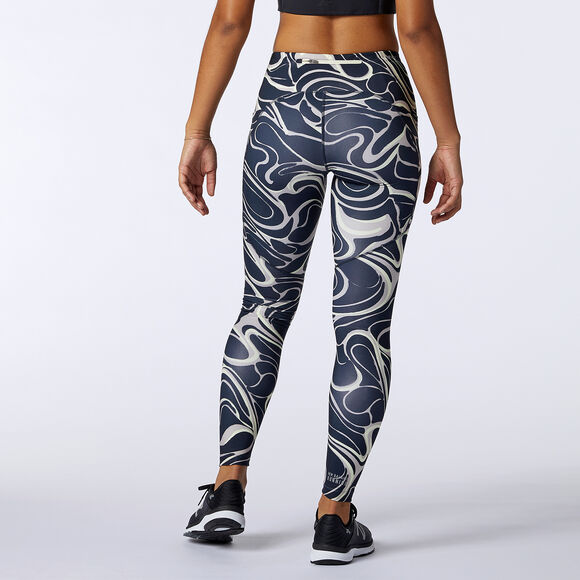 Printed Impact Run legging