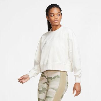 Nike Dri-FIT Get Fit shirt Dames Wit