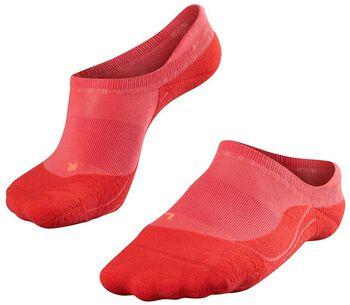 Falke RU Invisible Women sokken Dames Rood