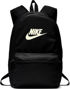 Nike Heritage Metallic rugtas Zwart