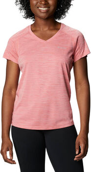 Columbia Zero Rules t-shirt Dames Roze