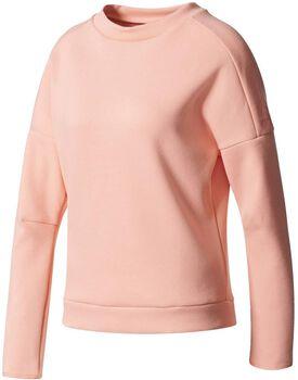Adidas Z.N.E. sweater Dames Oranje