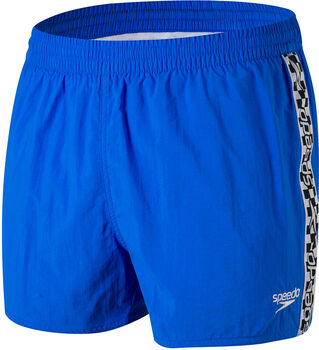 Speedo Retro 13 zwemshort Heren Blauw