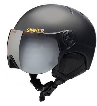 Sinner Crystal helm Zwart