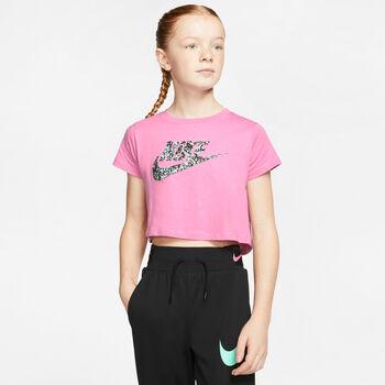 Nike Sportwear shirt Meisjes Roze