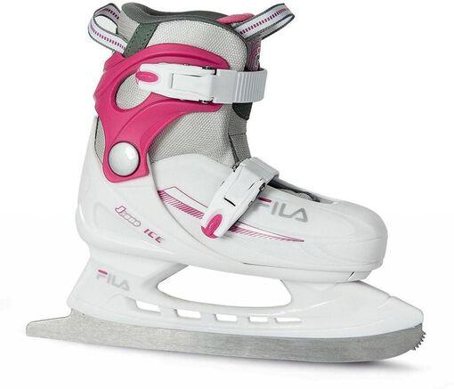 Fila - One Girl Ice jr schaatsen - Unisex - Schaatsen en Skates - Wit - 26-28