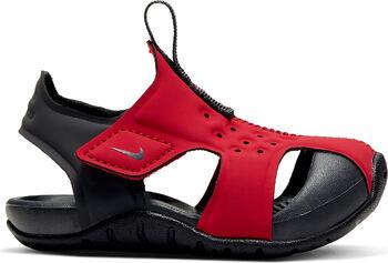 Nike Sunray sandalen Rood