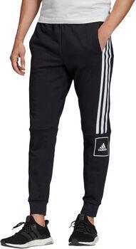 adidas 3-Stripes Slim broek Heren Zwart