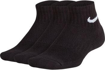 Nike Perfect Cushion sokken Jongens Zwart
