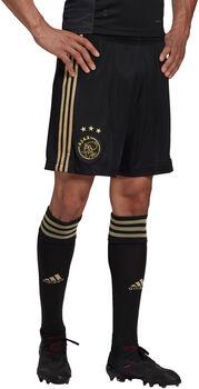 adidas Ajax Amsterdam Derde short 20/21  Heren Zwart