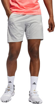 adidas AEROREADY short Heren Grijs