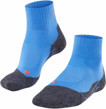 Falke TK2 Short Cool sokken Dames Blauw