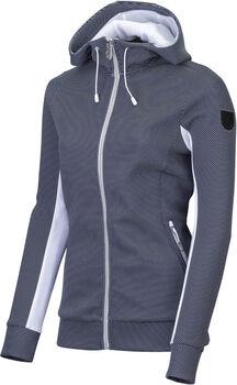 Falcon Deborah Full Zip hoodie Dames Blauw