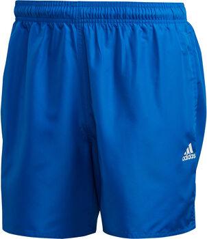 adidas CLX Solid zwemshort Heren Blauw
