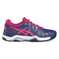 Asics GEL-Challenger 11 tennisschoenen Dames Blauw