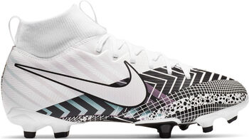 Nike Mercurial Superfly 7 Academy FG/MG kids voetbalschoenen Wit