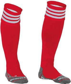 Stanno Ring sokken Heren Rood