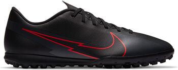 Nike Mercurial Vapor 12 Club TF voetbalschoenen Heren Zwart