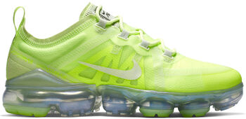 Nike Air Vapormax 2019 sneakers Dames Geel