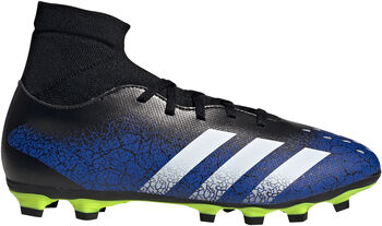 adidas Predator Freak.4 Flexible Ground Voetbalschoenen Heren Blauw