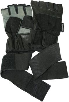 ENERGETICS Fit Power fitness handschoen Zwart