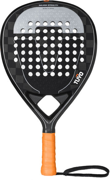 Silver Stealth padelracket