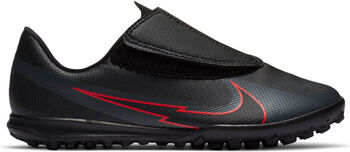 Nike Mercurial Vapor 13 Club TF kids voetbalschoenen Zwart