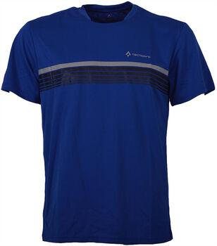 TECNOPRO Lennart shirt Heren Blauw