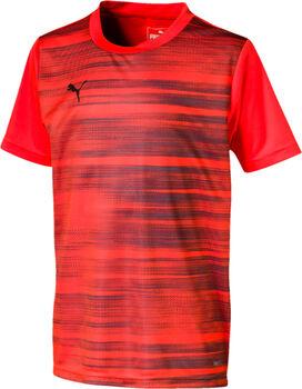 Puma FTBLNXT Graphic Core shirt Jongens Rood