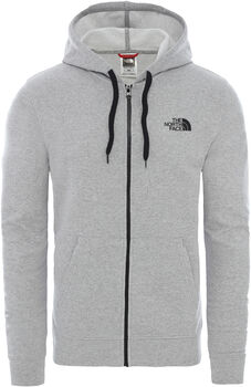 The North Face Berard hoodie Heren Grijs