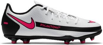 Nike Phantom GT Club FG/MG kids voetbalschoenen Wit