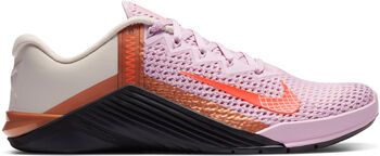 Nike Metcon 6 fitness schoenen Dames Rood