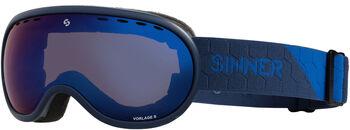Sinner Vorlage S skibril Blauw