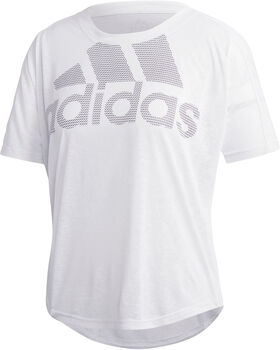 ADIDAS Magic Logo shirt Dames Wit