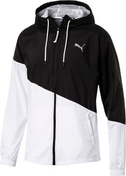 Puma A.C.E. Windbreaker trainingsjack Heren Zwart