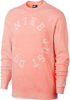 Nike Sportswear sweater Heren Rood