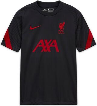 Nike Liverpool FC Strike kids top 20/21 Grijs
